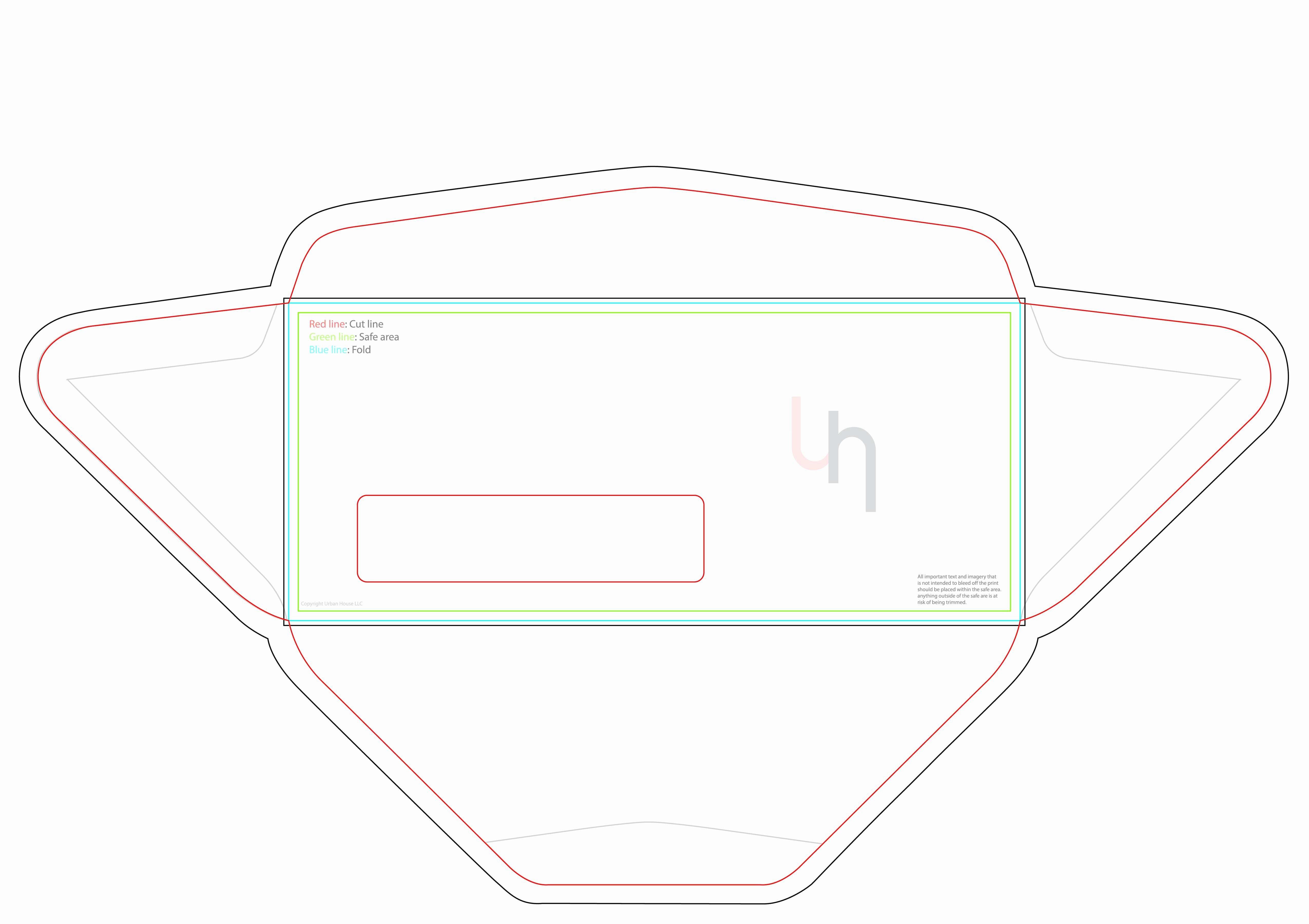 10 Envelope Template Illustrator Best Of Inspirational 10 Window Envelope Template Indesign