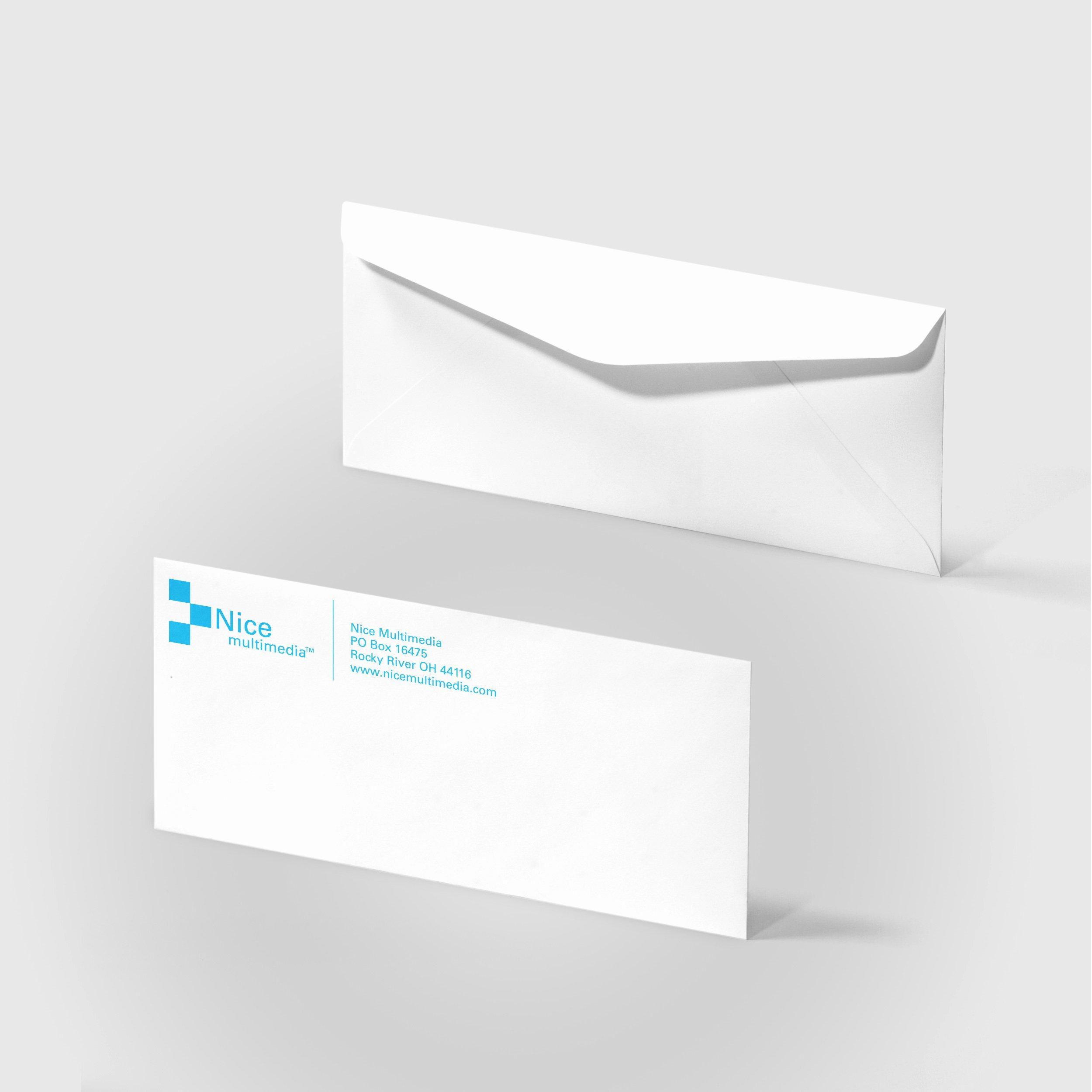 10 Envelope Template Illustrator Fresh 10 Envelope Template