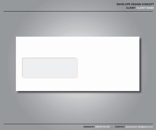 10 Envelope Template Illustrator Inspirational Envelope Design Template by Abdussalam On Deviantart