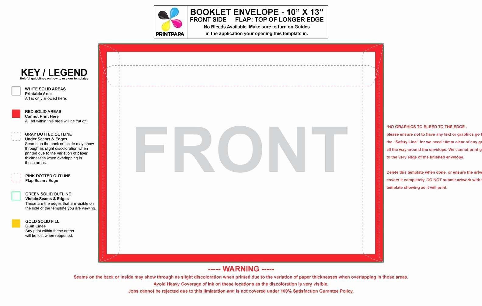 10 Envelope Template Illustrator Lovely 10 Right Window Envelope Template Fresh 10 Envelope