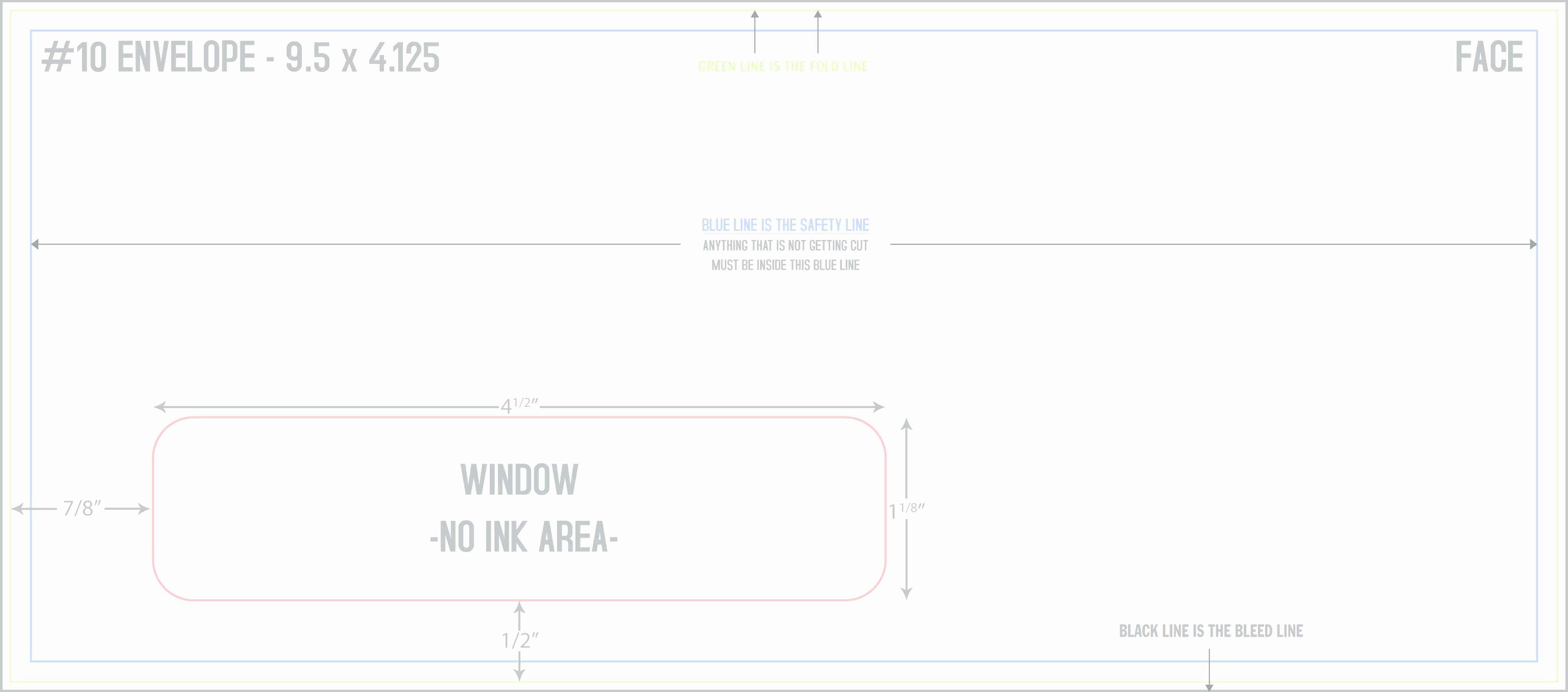 10 Envelope Template Illustrator Lovely Best 10 Window Envelope Template Pdf