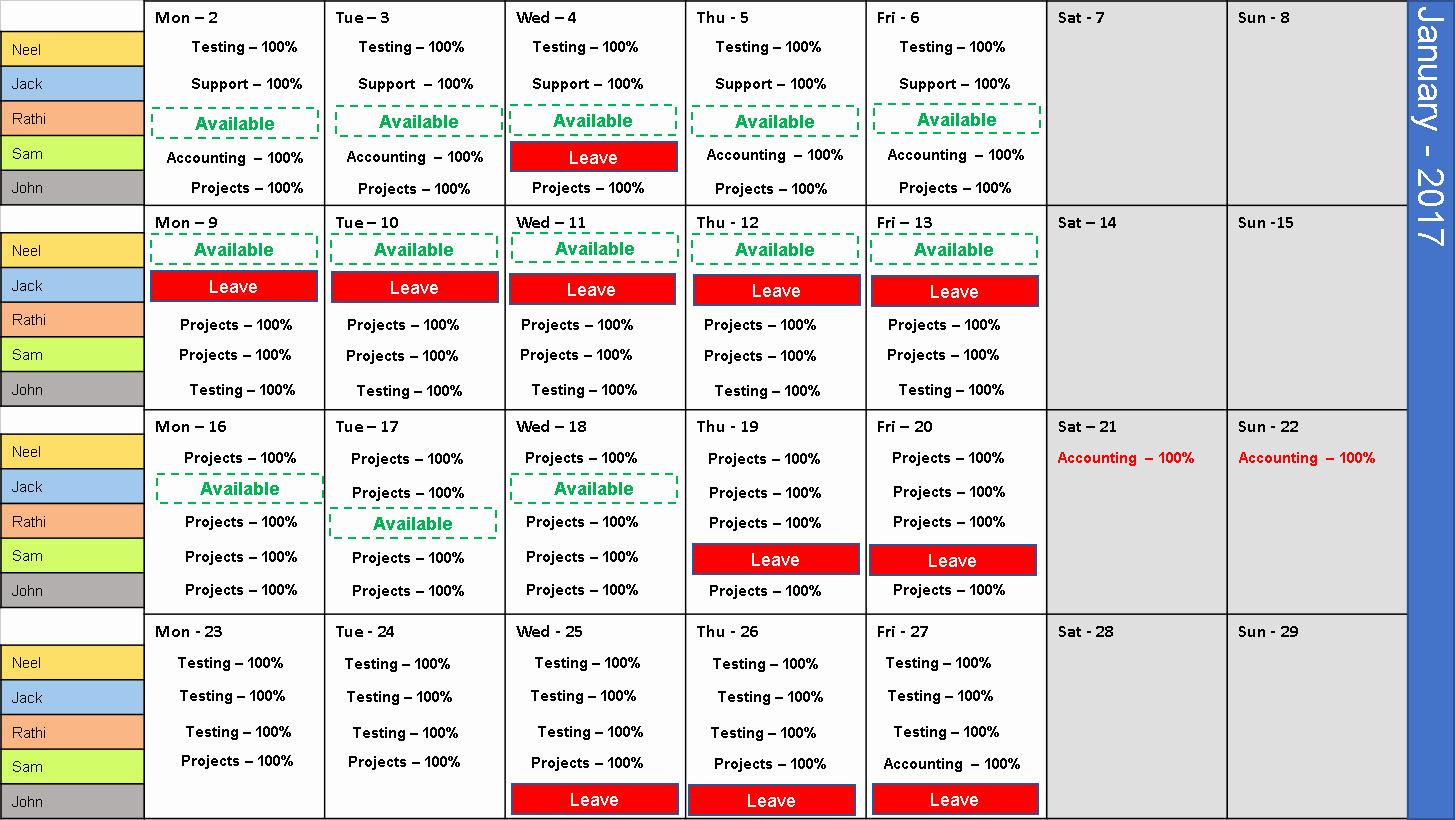 10 Team Schedule Template Beautiful 26 Of 10 Team Schedule Template Excel