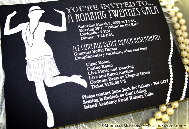 1920s Invitation Template Free Elegant Inside the Costume Box Hosting A Roaring 20s theme Party