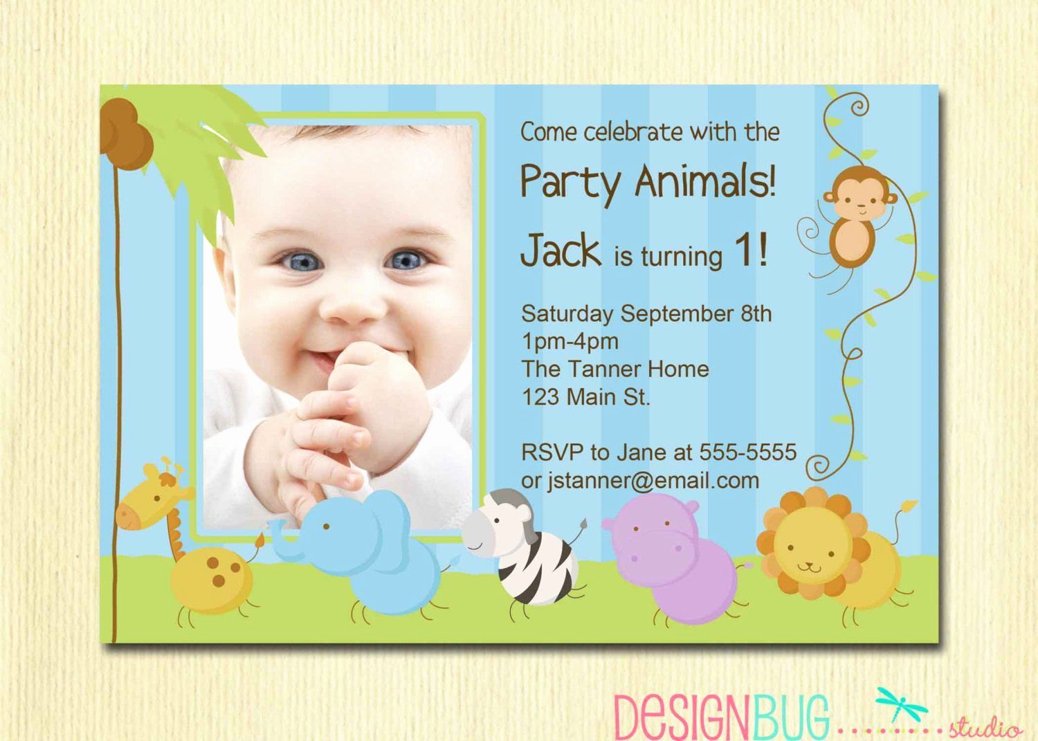 1st Birthday Card Template Beautiful Baby Boy Baptism Invitation Wording