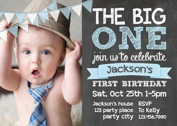 1st Birthday Card Template Unique This Listing is for A Digital Template for A First