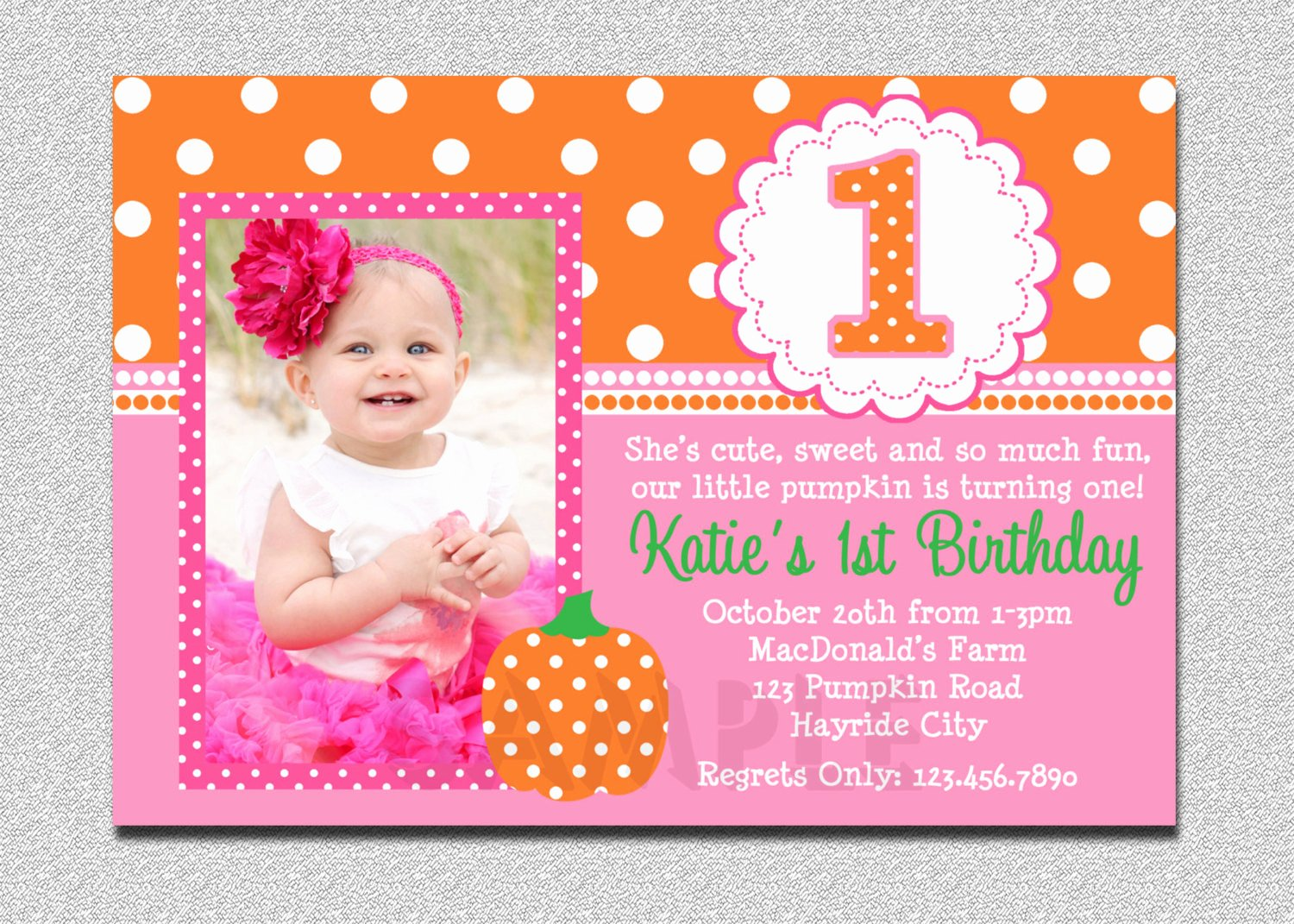 1st Birthday Invitation Template Lovely Free Templates for Birthday Invitations