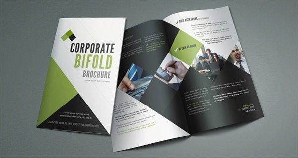 2 Fold Brochure Template Fresh Printable Bi Fold Brochure Templates 79 Free Word Psd