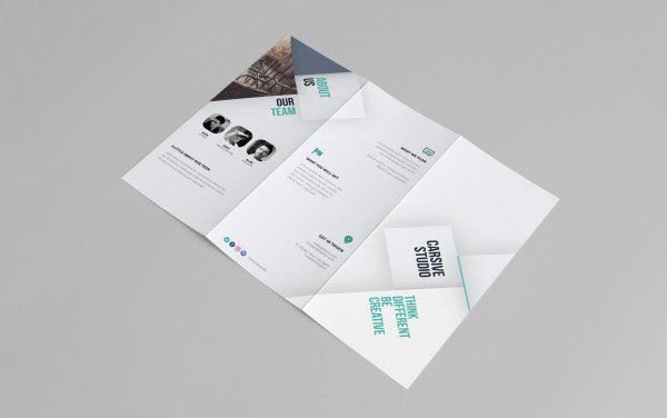 2 Fold Brochure Template Unique 23 Stunning Free Psd Files Vector Icons & Apple Devices