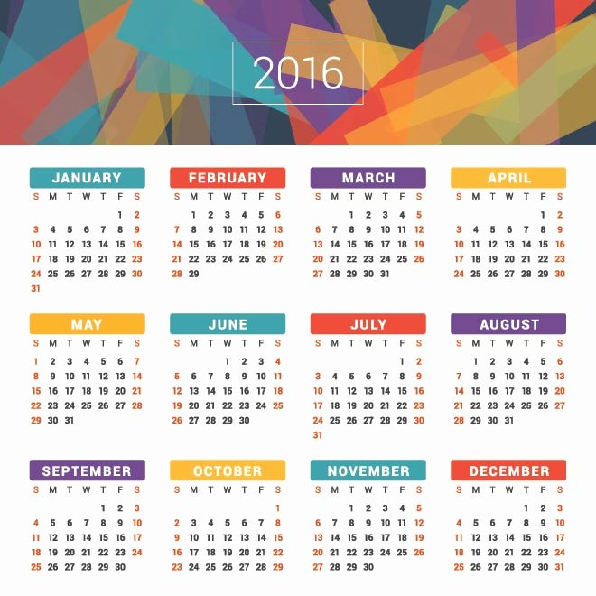 2016 Calendar Template Indesign Beautiful some Resolutions for the New Year by Electrician Wattscontrol