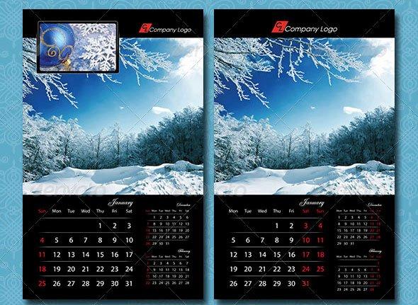 2016 Calendar Template Indesign Inspirational 16 Calendar Indesign Templates for Year 2015 – Design Freebies