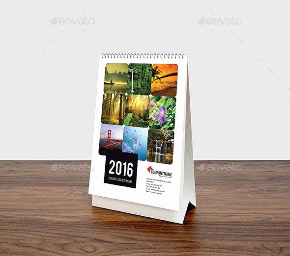 2016 Calendar Template Indesign Lovely 21 Best Calendar Templates for 2016