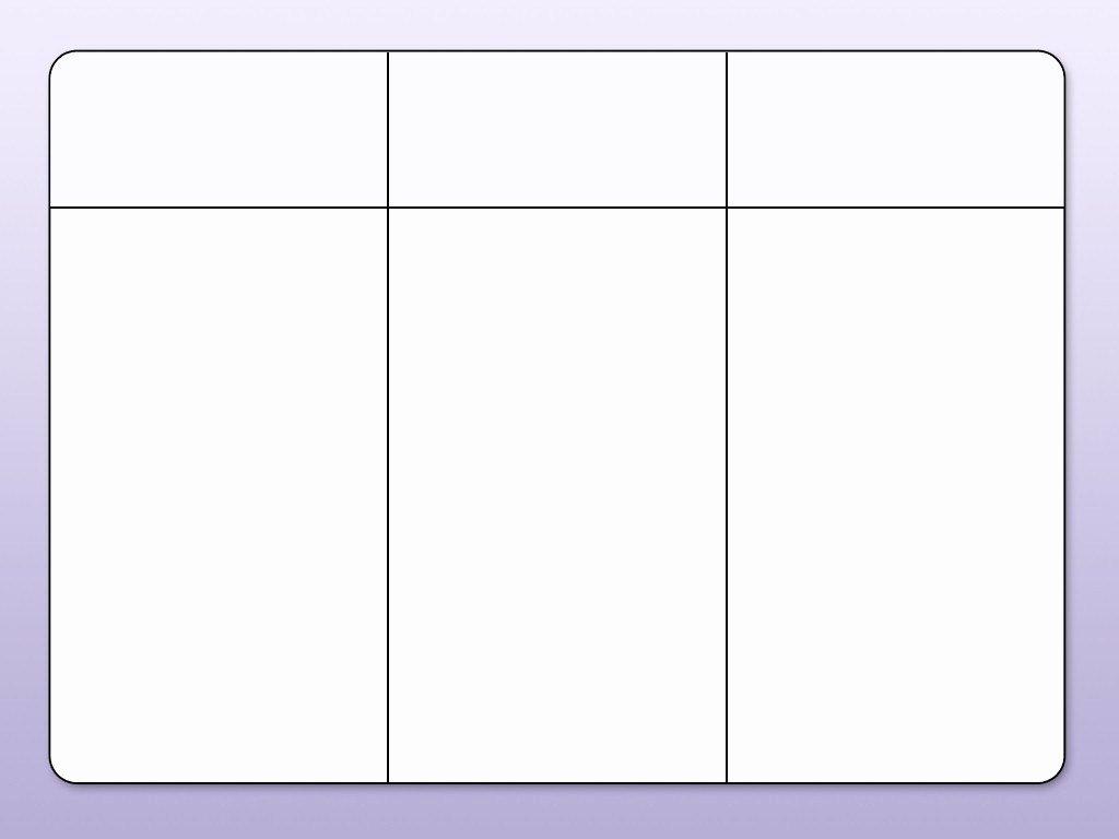 3 Column Chart Template Beautiful 3 Column Chart Template Homeschoolingforfree