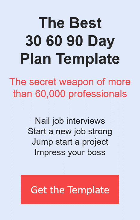 30 Day Plan Template Inspirational the Personal Performance Review Template and why You Need