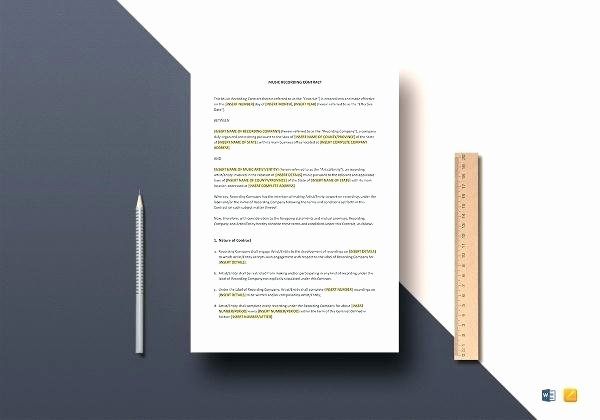 360 record deal contract template