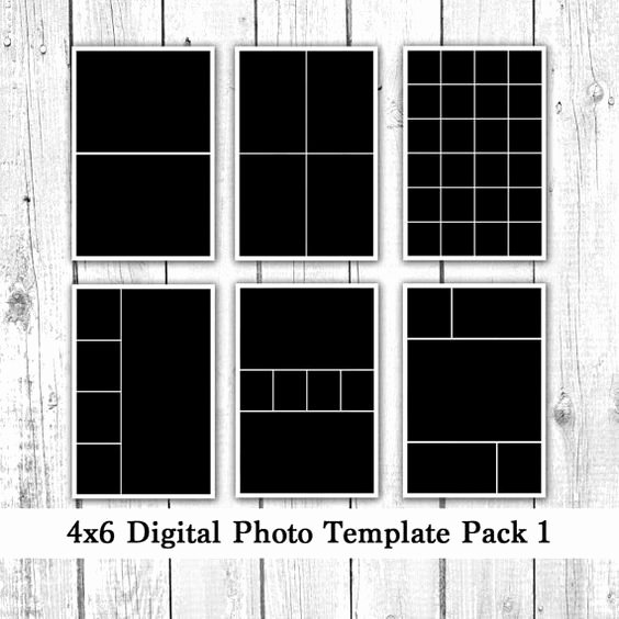 4x6 Postcard Template Photoshop New Pinterest • the World's Catalog Of Ideas