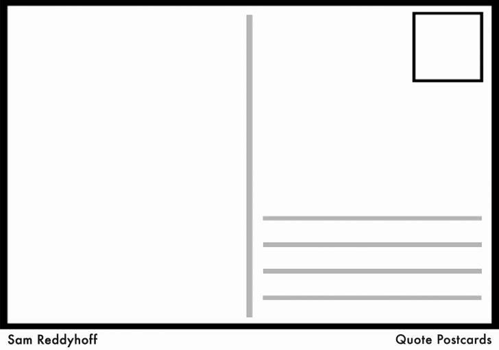 4x6 Postcard Template Word Elegant Printable Microsoft Word 4×6 Postcard Template – Free