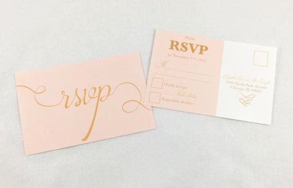 4x6 Postcard Template Word Luxury Printable Editable Diy 4x6 Wedding Rsvp by Mccaffertycreative