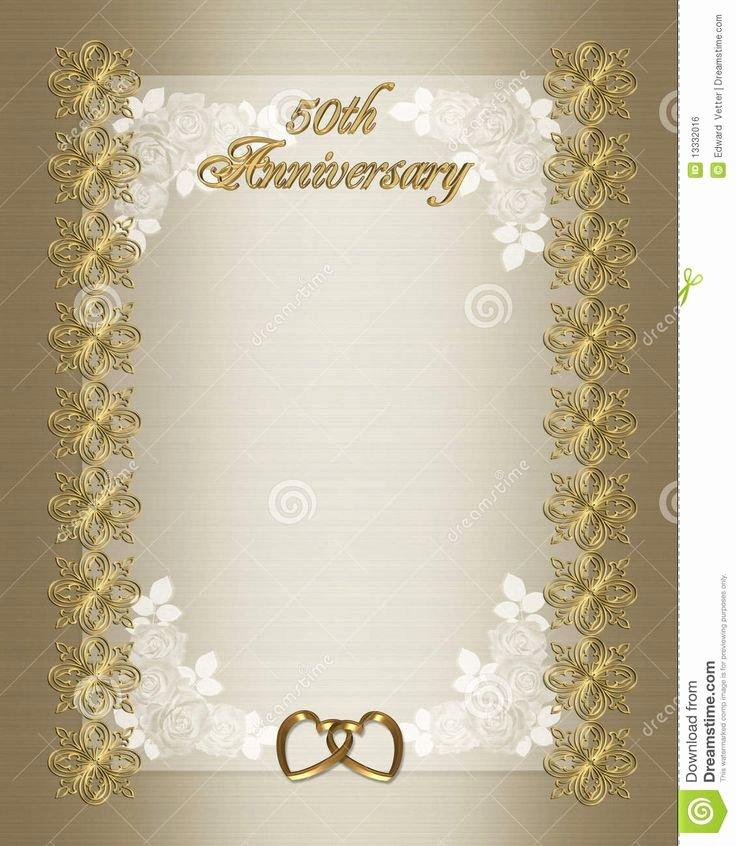50th Anniversary Invitation Template Luxury 1000 Ideas About Anniversary Verses On Pinterest