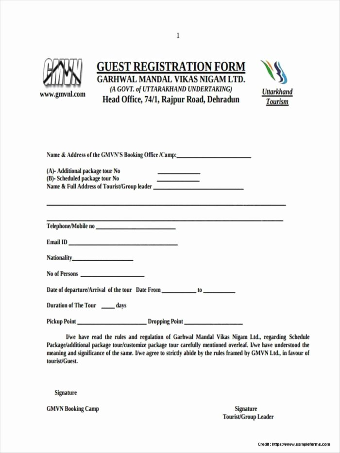 5k Registration form Template Unique 5k Registration form Template Free Templates Resume