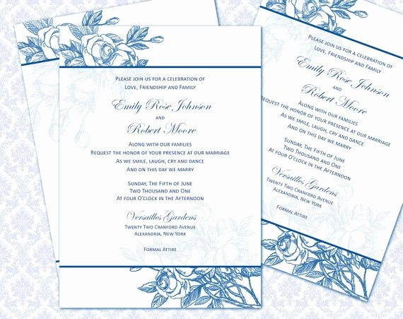 5x7 Invitation Template Word Best Of Wedding Invitation Wording 5x7 Wedding Invitation Template