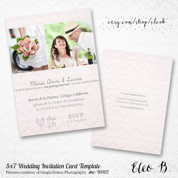 5x7 Invitation Template Word Fresh 5x7 Invitation Template Invitation Template