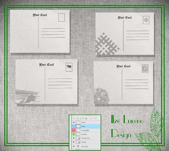 5x7 Postcard Mailing Template Lovely 18 5×7 Postcard Templates – Free Sample Example format