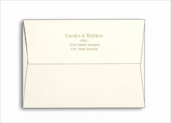5x7 Postcard Mailing Template Luxury 11 5x7 Envelope Templates Psd Ai Eps