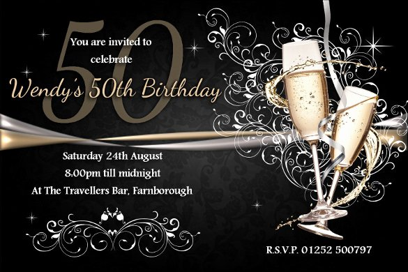 60th Birthday Invitation Template Fresh 28 60th Birthday Invitation Templates Psd Vector Eps