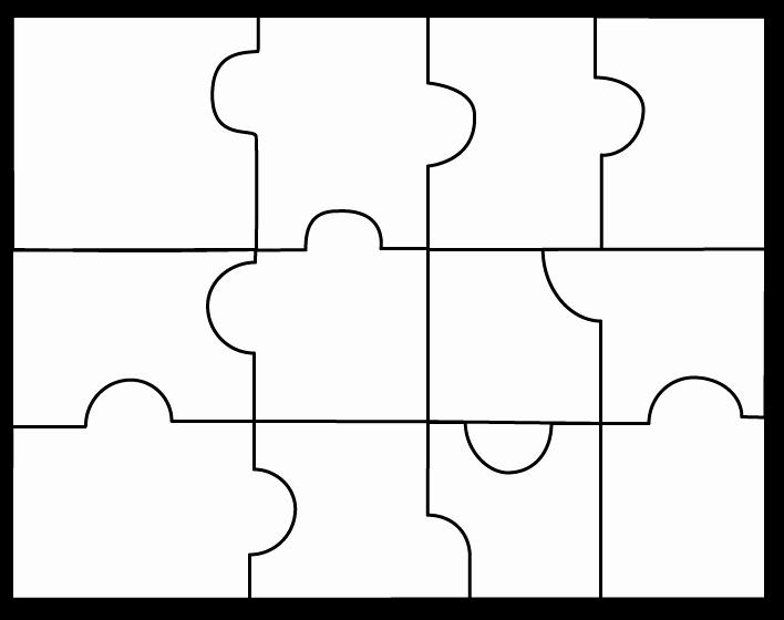 9 Piece Puzzle Template Unique Free Puzzle Template Download Free Clip Art Free Clip