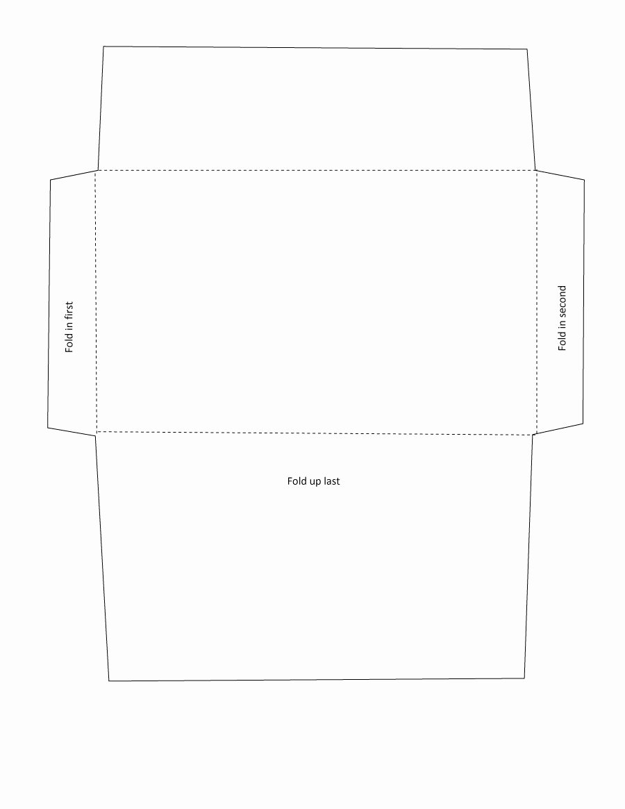 A2 Envelope Template Word New 40 Free Envelope Templates Word Pdf Template Lab