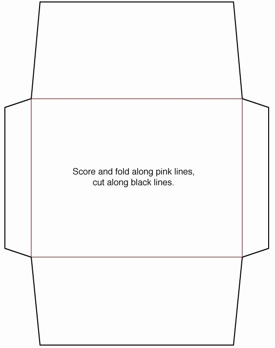 A2 Envelope Template Word New Envelopes Templates and Envelope Templates On Pinterest