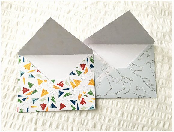 A7 Envelope Template Word Awesome 9 A7 Envelope Templates