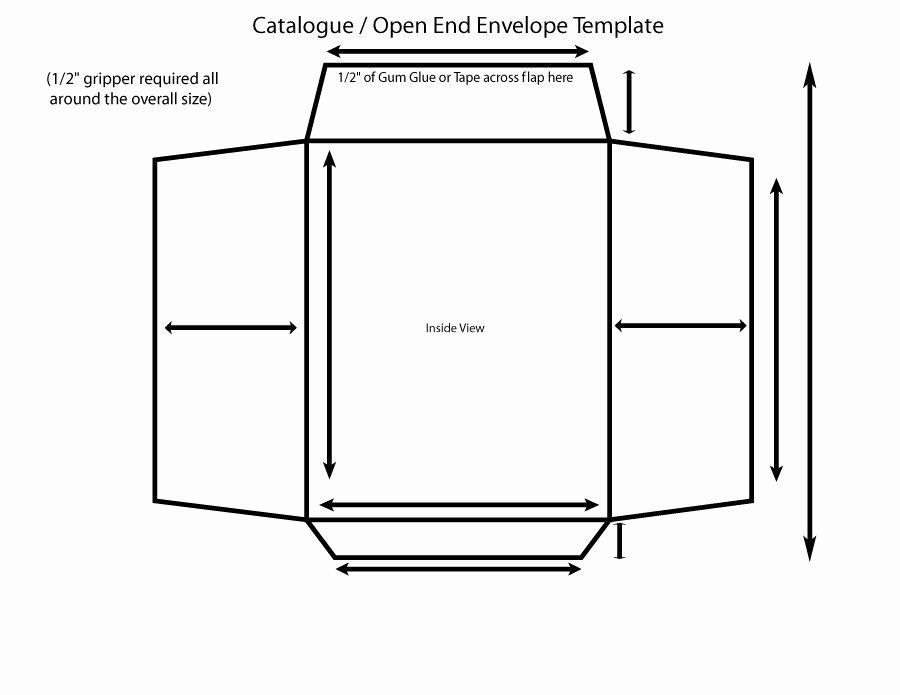 A7 Envelope Template Word Elegant 40 Free Envelope Templates Word Pdf Template Lab