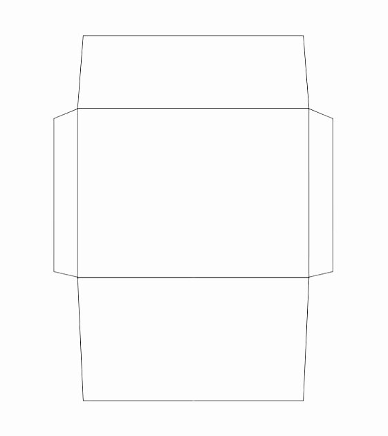 A7 Envelope Template Word Luxury 6 A7 Envelope Printing Template Doeeo