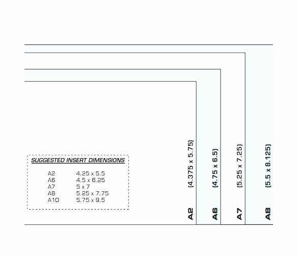 A7 Envelope Template Word New A7 Card Template – Loparfo
