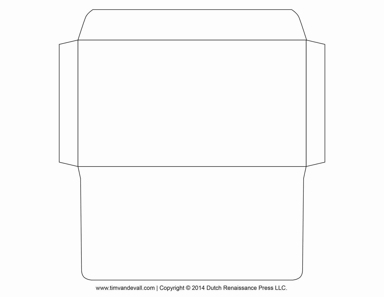 A7 Envelope Template Word Unique Best A7 Envelope Liner Template