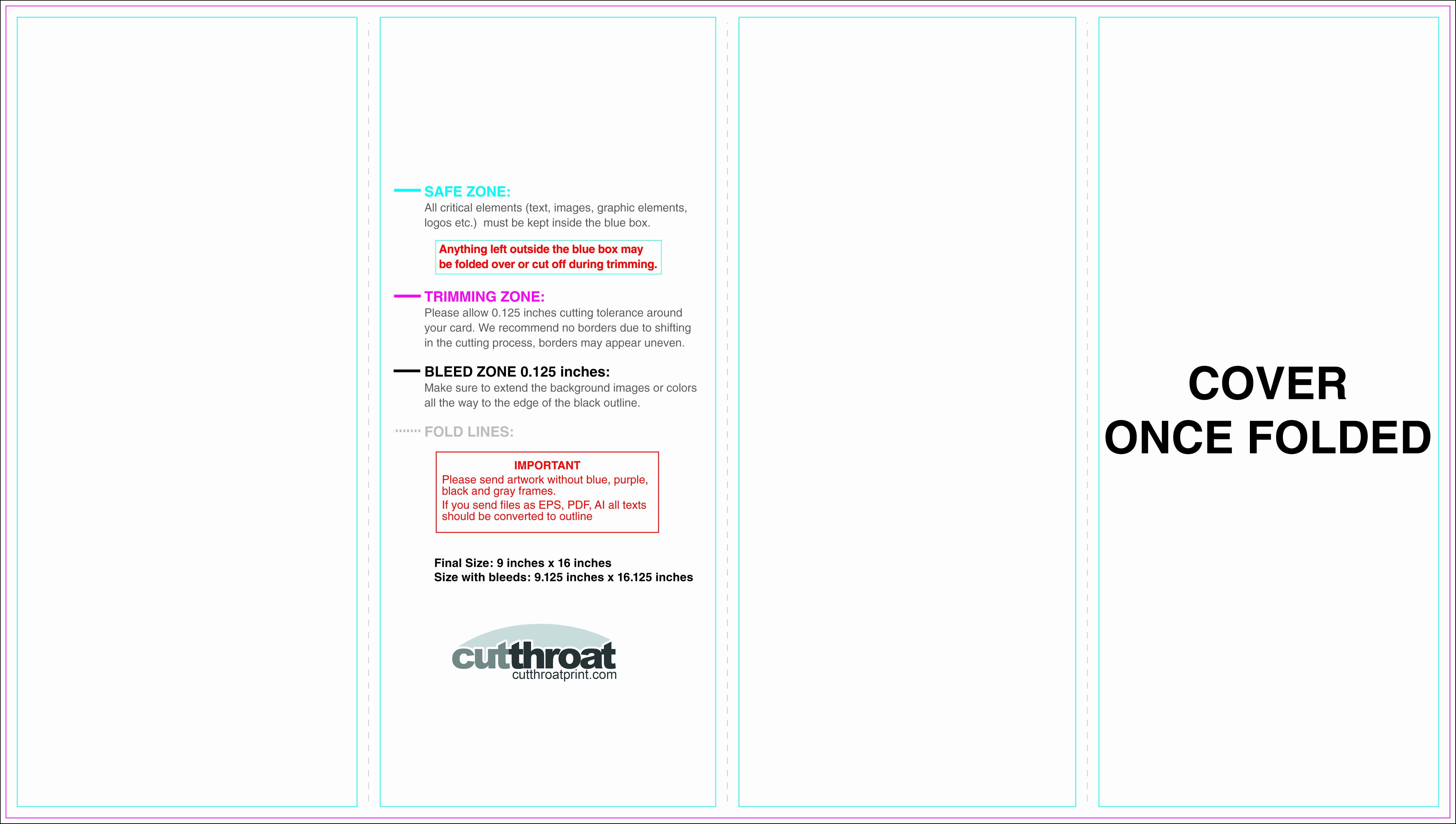 Accordion Fold Brochure Template Awesome Logic Model Template Word Fresh Logic Model Templates