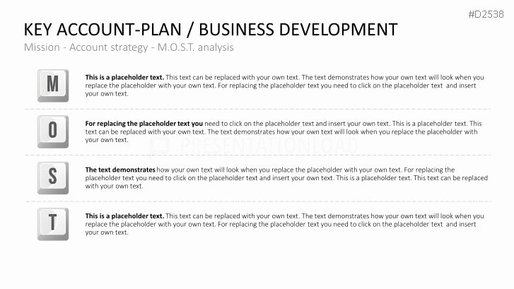 Account Plan Template Ppt Best Of 31 Best Key Account Management Powerpoint Templates