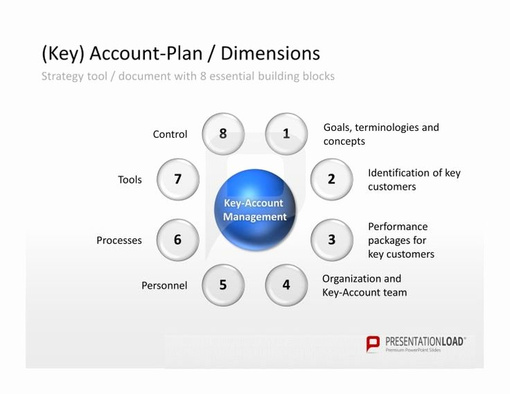 Account Plan Template Ppt Elegant 31 Best Key Account Management Powerpoint Templates