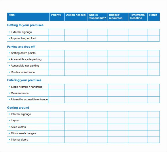 Action Plan Template Word Awesome Business Action Plan Template 5 Download Free Documents