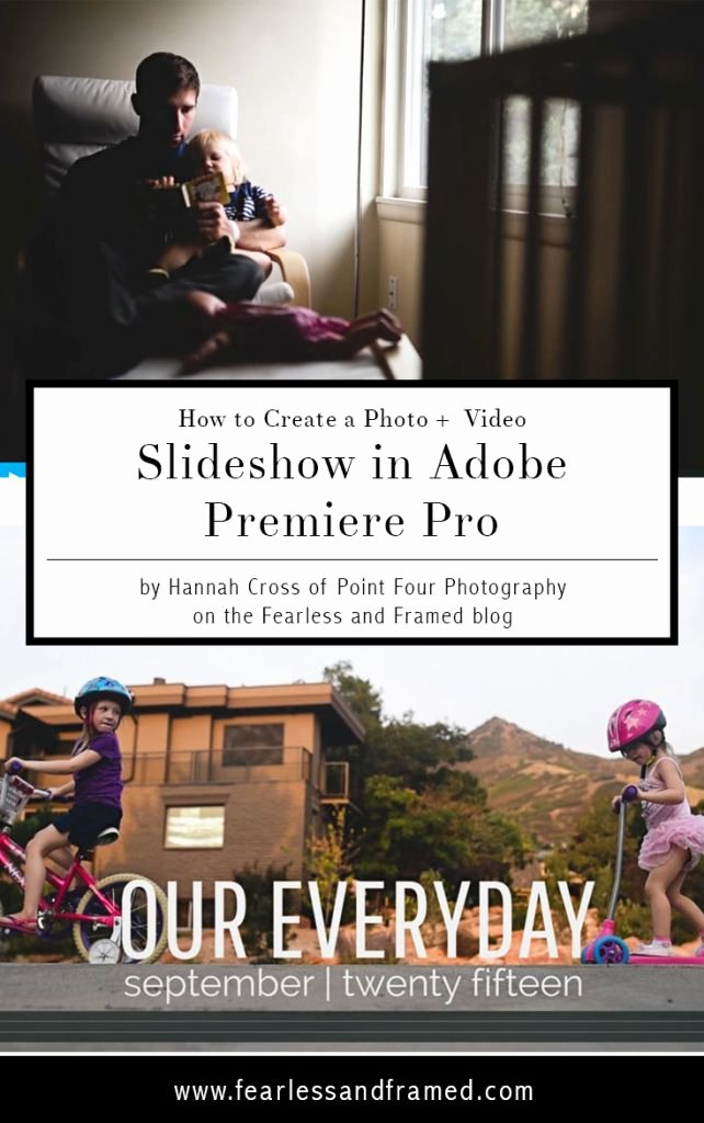 Adobe Premiere Slideshow Template Beautiful Best 25 Adobe Premiere Pro Ideas On Pinterest
