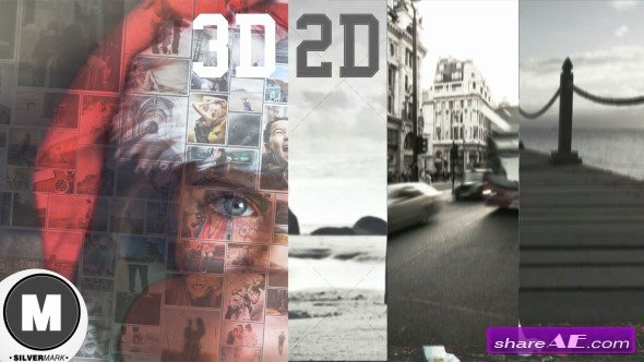 Adobe Premiere Slideshow Template Inspirational Videohive 2 3d Slideshow Bundle after Effects