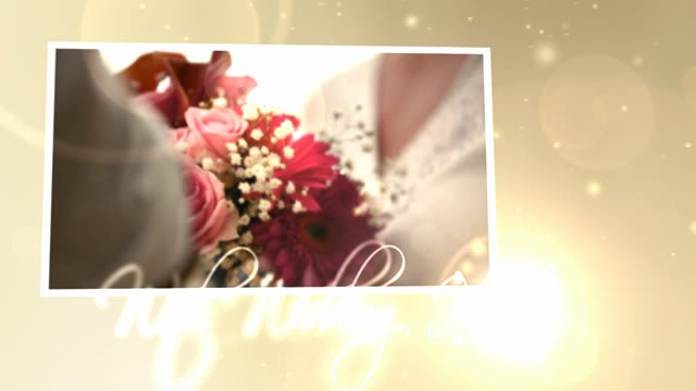 Adobe Premiere Slideshow Template Inspirational Wedding Hearts Cs4 by Flashato