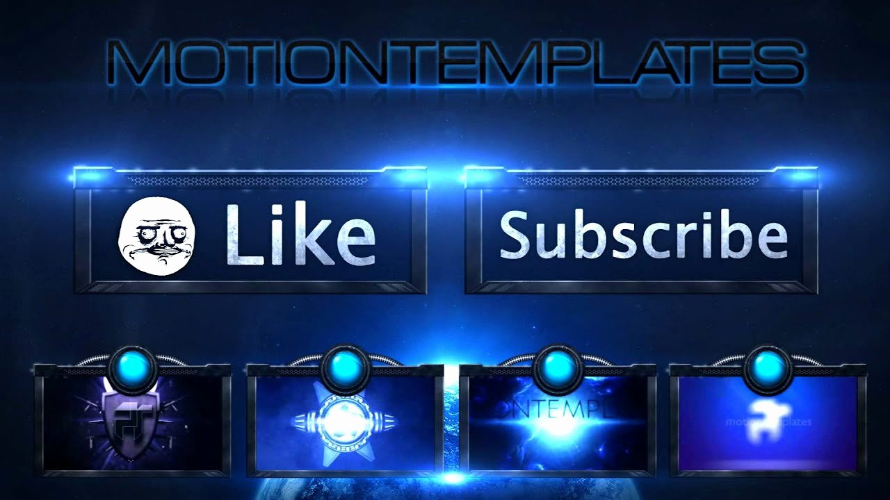 After Effect Outro Template Best Of Free Outro Template [after Effects Cs5 5 or Higher]