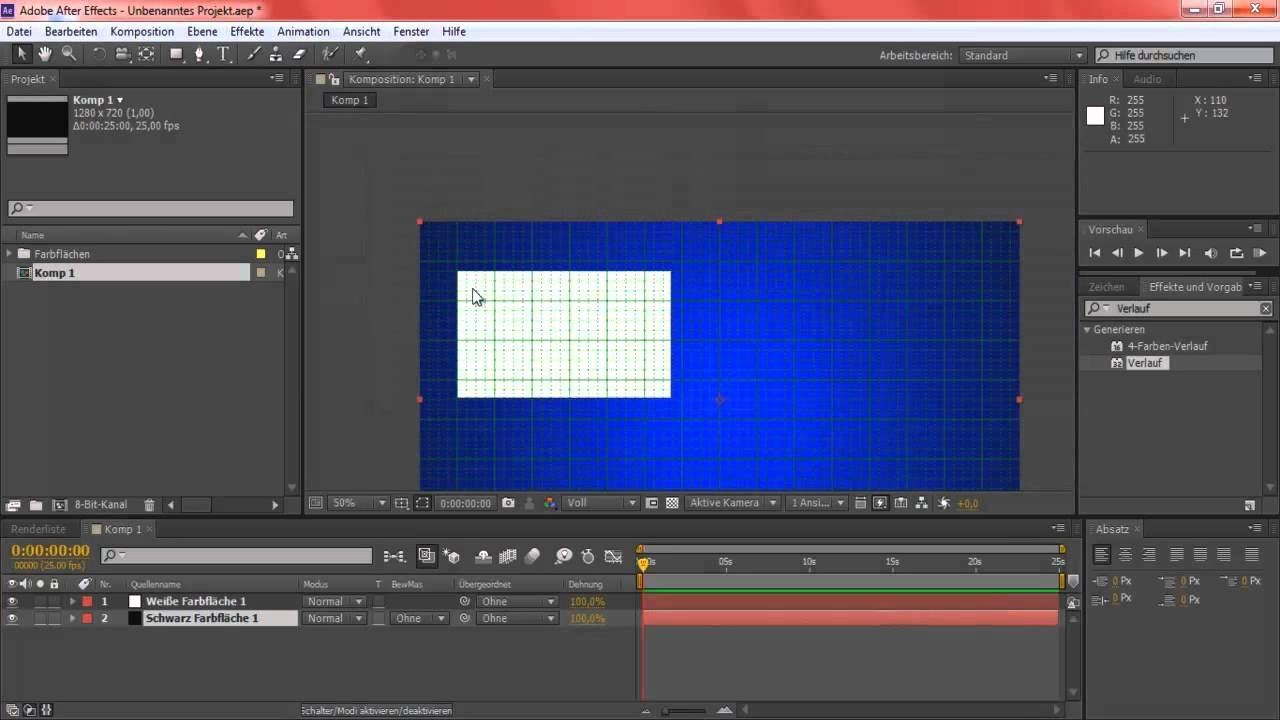 After Effect Outro Template Lovely Outro Template Erstellen after Effects Tutorial