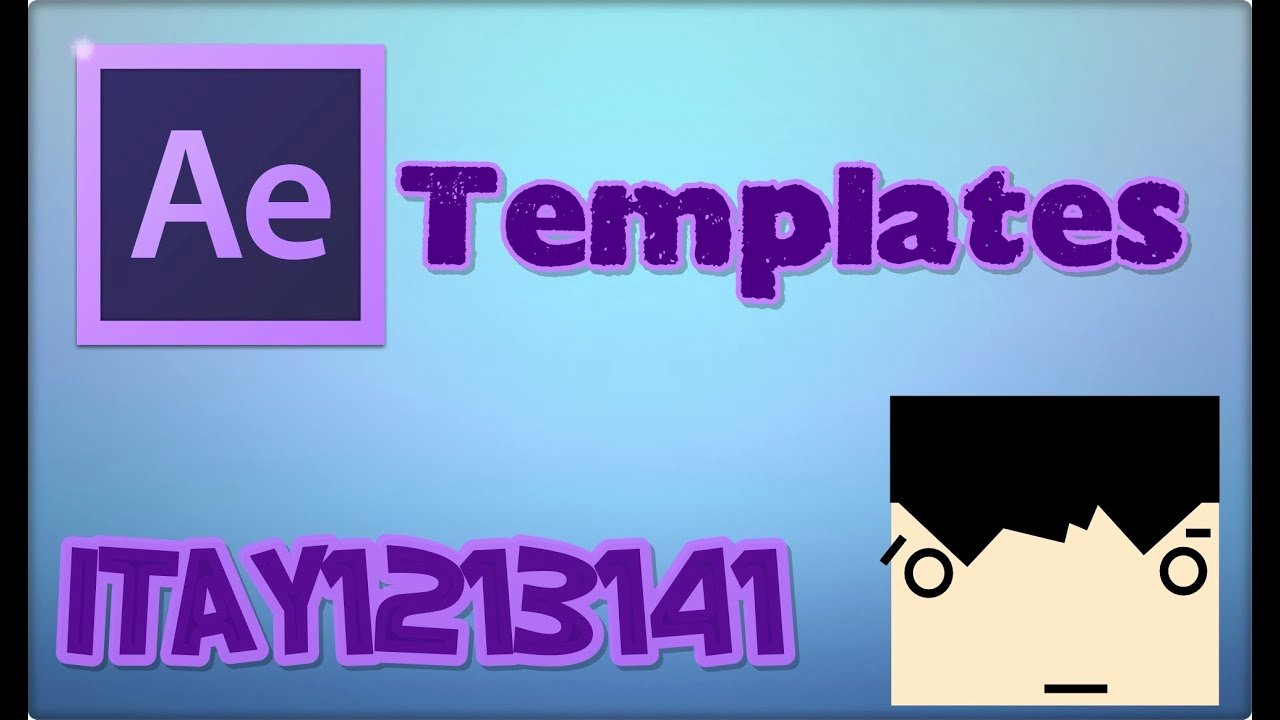 After Effect Outro Template New Adobe after Effects Cs4 Outro Template 1 Itay