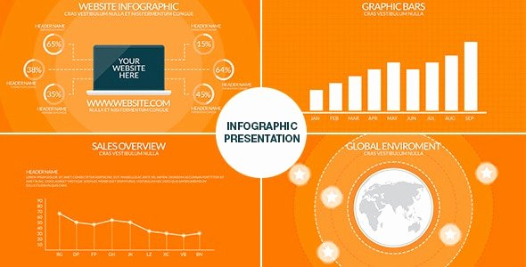 After Effects Infographic Template Awesome Best after Effects Infographic Templates