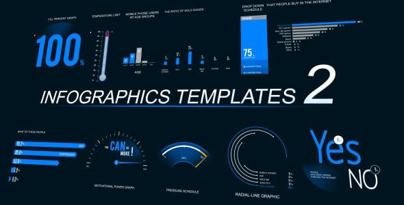 After Effects Infographic Template Beautiful Best after Effects Infographic Templates