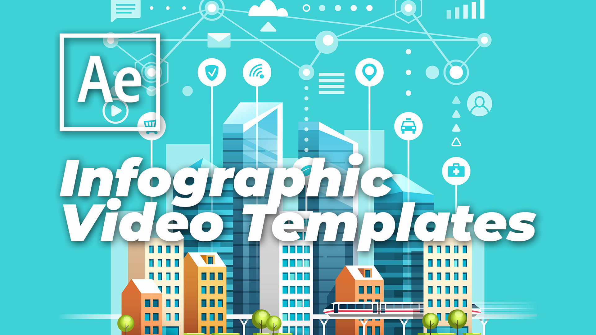 After Effects Infographic Template Beautiful top 10 Infographic Video Templates for after Effects Envato