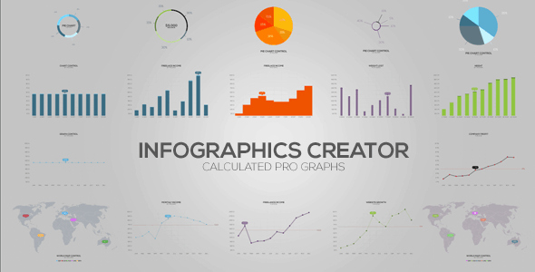 After Effects Infographic Template Elegant Best after Effects Infographic Templates